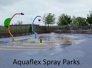 Aquaflex Spray Parks